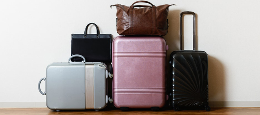 valises et de cartables