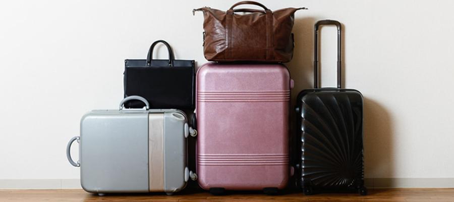 valises et de cartables