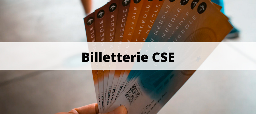 Billetterie CSE